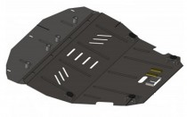 Кольчуга Защита двигателя Fiat Scudo 1995-2007