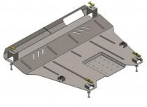 Кольчуга Защита двигателя Ford Explorer EcoBoost 2012-