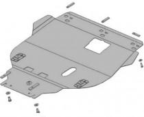 Кольчуга Защита двигателя Ford Focus II/С-Max 2003-2011, дизель