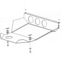 Кольчуга Защита двигателя Ford Sierra 1982-1992
