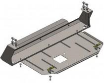 Защита двигателя Ford Transit/Transit Custom 2013-