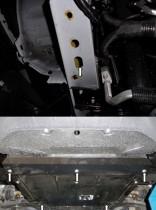 Кольчуга Защита двигателя Ford Transit/Transit Custom 2013-