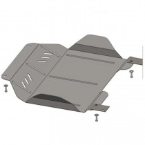 Кольчуга Защита двигателя Geely CK2 2012-