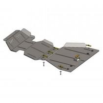 Кольчуга Защита двигателя Great Wall Haval H3 ZiPoFlex®