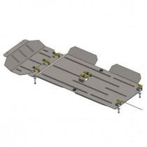 Кольчуга Защита двигателя Great Wall Haval H5/Wingle 5, V 2.0D ZiPoFlex®