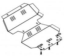 Кольчуга Защита двигателя Great Wall Hover/ Safe G5