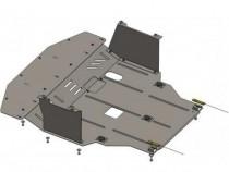 Кольчуга Защита двигателя Hyundai Elantra V MD 2013-2015 ZiPoFlex®
