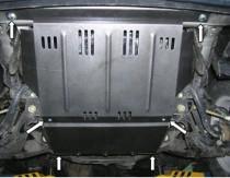 Кольчуга Защита двигателя Hyundai H-1 1997-2007, 4 wd