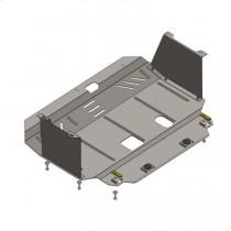 Кольчуга Защита двигателя Hyundai i-30 2012-2015 дизель ZiPoFlex®