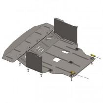 Кольчуга Защита двигателя Hyundai i-40 2011-, V 1.7 CRDI   ZiPoFlex®