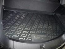 L.Locker Коврик в багажник SsangYong Actyon 2008-2011 полимерный