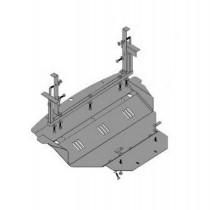 Кольчуга Защита двигателя Infiniti FX 35 ZiPoFlex®