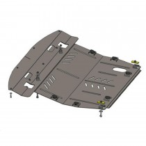 Кольчуга Защита двигателя Infiniti JX/QX 60 2013-