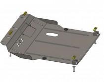 Кольчуга Защита двигателя JAC J2 2013-