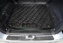 L.Locker Коврик в багажник SsangYong Rexton полимерный