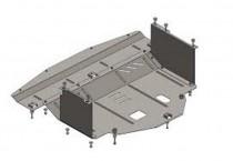 Кольчуга Защита двигателя Kia Carens IV 2013-