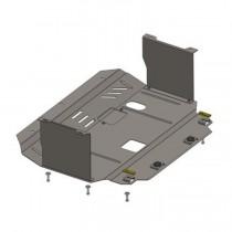 Кольчуга Защита двигателя Kia Ceed 2012-2015, бенз. ZiPoFlex®