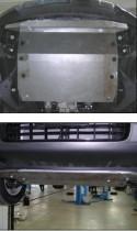 Кольчуга Защита двигателя Kia Cerato I 2004-2008 ZiPoFlex®