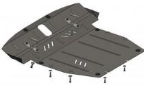 Кольчуга Защита двигателя Kia Sorento 2009-2012 ZiPoFlex®