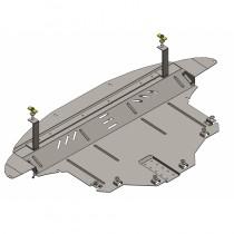 Кольчуга Защита двигателя Kia Sorento 2015- ZiPoFlex®