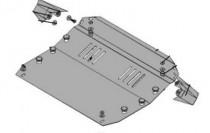 Кольчуга Защита двигателя Kia Sportage II 2004-2010 ZiPoFlex®