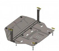Кольчуга Защита двигателя Kia Sportage IV 2016- ZiPoFlex®
