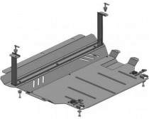 Кольчуга Защита двигателя Mazda 3 2009-2013