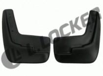 Брызговики Chevrolet Cobalt/Ravon R4  передние.к-т L.Locker