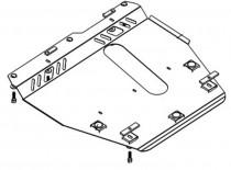 Кольчуга Защита двигателя Nissan Micra 2002-2010, МКПП