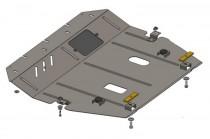 Кольчуга Защита двигателя Nissan Sentra 2014-