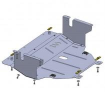 Кольчуга Защита двигателя Opel Vivaro 2001-, V 2.5 D