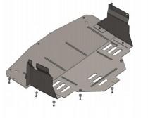 Защита двигателя Renault Master 2010-