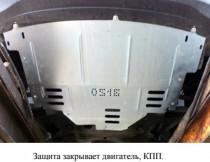 Кольчуга Защита двигателя Renault Master 2010-