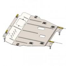 Защита двигателя Renault Megane III 2008-