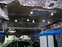 Кольчуга Защита двигателя Ssang Yong Rexton 2001-2006