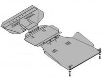 Кольчуга Защита двигателя Ssang Yong Rexton 2006-2011