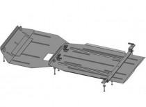 Кольчуга Защита двигателя Subaru Forester 2013-  ZiPoFlex®