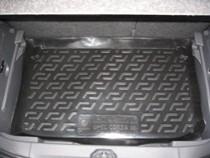 Коврик в багажник Opel Corsa hatchback 2006-   полимерный  L.Locker