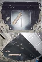 Кольчуга Защита двигателя Toyota RAV 4 2005-2012, 2.4i