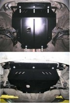 Кольчуга Защита двигателя Volkswagen New Beetle/Bora/Golf 4, бенз.