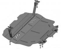Кольчуга Защита двигателя Volkswagen Caddy WeBasto 2011-
