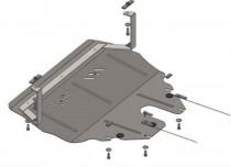 Защита двигателя Volkswagen Polo 2009-