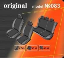 Оригинальные чехлы Fiat Doblo Panorama 2000- EMC