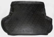 Коврик в багажник Peugeot 4007/Mitsubishi Outlander XL/Citroen C-Crosser полимерный  L.Locker