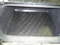 Коврик в багажник Peugeot 407 sedan 2004-2012 полимерный  L.Locker