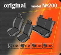 Оригинальные чехлы Kia Picanto 2004-2011 EMC