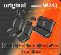 Оригинальные чехлы Kia Sorento 2010-2014 EMC