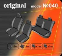 Оригинальные чехлы Mitsubishi L 200 EMC
