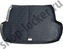 L.Locker Коврик в багажник Subaru Forester IV 2012- полимерный