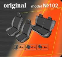 Оригинальные чехлы Toyota RAV4 2000-2006 EMC